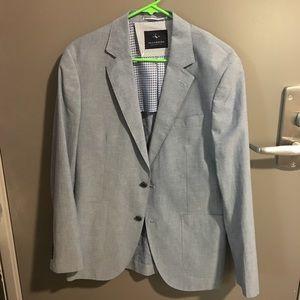 Light blue Tailorbyrd Blazer